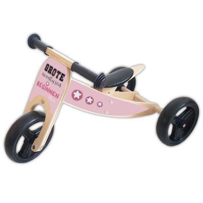 houten-loopfiets-2-in-1-avonturen-roze