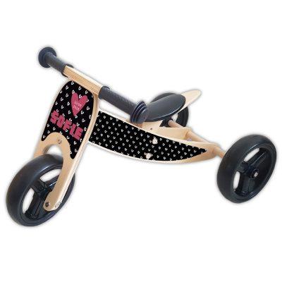 houten loopfiets-2-in-1-hearts-roze
