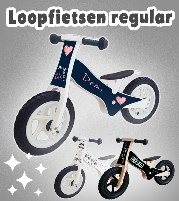 loopfiets regular